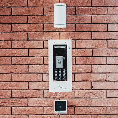 alarms residential buildings Irchester