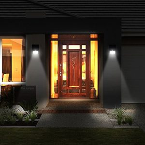 residential security lighting Irchester
