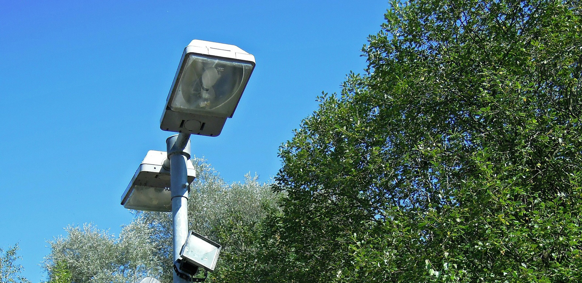 security and outdoor lighting Collingtree