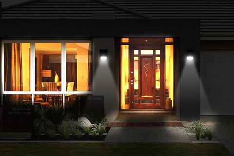 Security Lighting for your Home in Collingtree